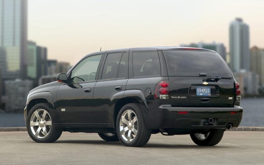 2007 Chevrolet Trailblazer Ss >> 2007 Chevy Trailblazer Ss X07ct Tb002 Fast Suvs
